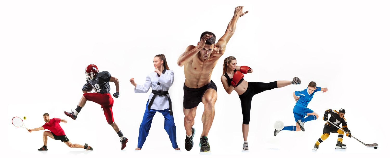 Verbessern Sie Ihre sportliche Fitness und genießen Sie Ihre täglichen Aktivitäten schmerzfrei